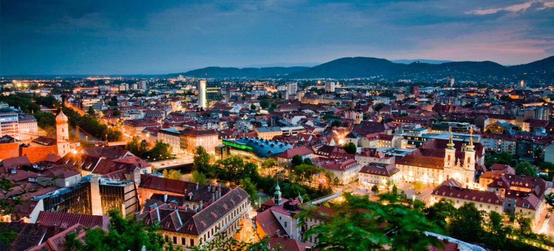 Graz: <br>Das Herz der Steiermark entdecken
