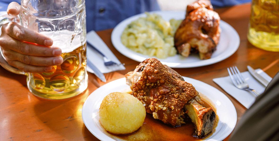 Schlemmen & Genießen: <br/>Münchens Gastro-Highlights