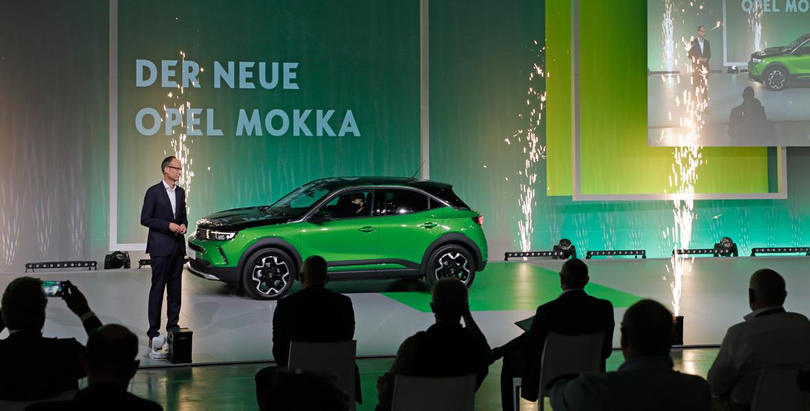 Weltpremiere: Der neue Opel Mokka