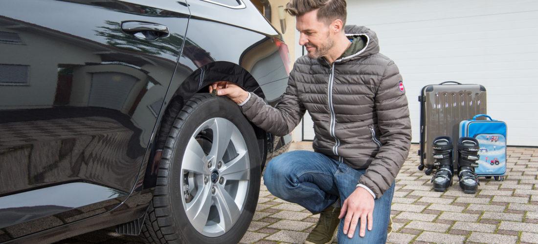 Sicher durch den Winter mit den richtigen Reifen