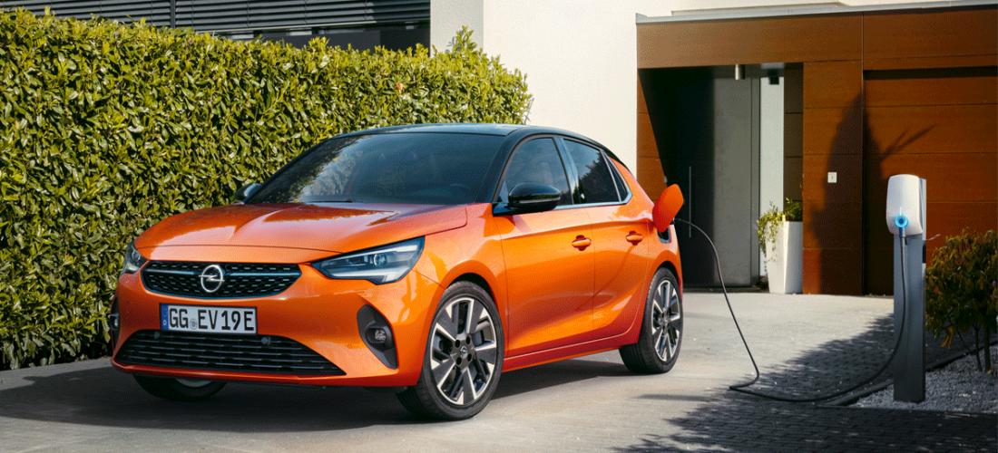 Auto-Oscar für Opel Corsa-e