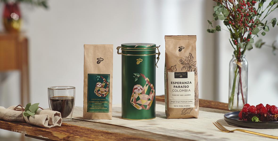 Kaffeegrüße zu Weihnachten versenden