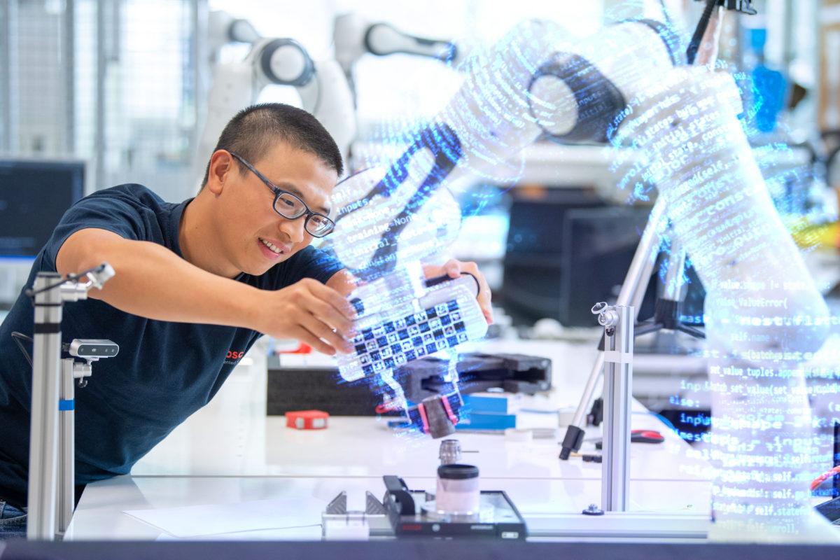 Geschäftsentwicklung bei Bosch 2020 besser als erwartet