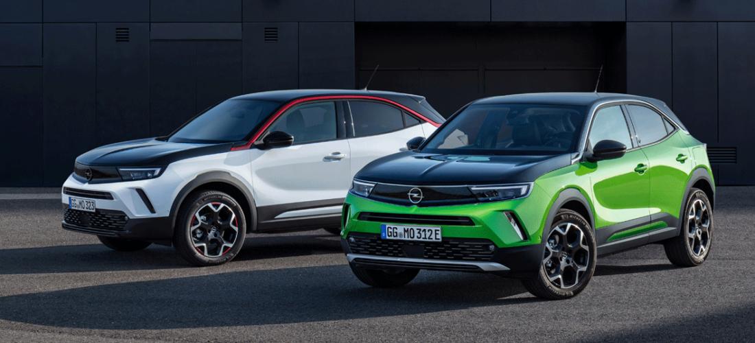 Händlerpremiere: <br>Der neue Opel Mokka ist startbereit