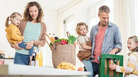 Mit Fruchtsaft eine ausgewogene Ernährung unterstützen