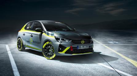 Weltpremiere: <br/>Der erste elektrische Rallye-Markenpokal ist startklar