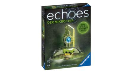 echoes – das Audio Mystery Spiel
