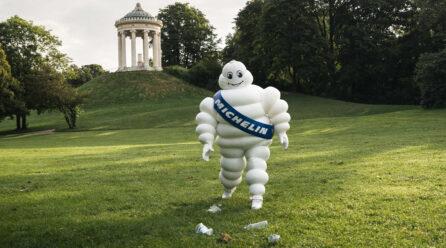 Recycling-Reifen der Zukunft auf der IAA 2021
