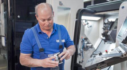 High-Tech aus Pulver – MAHLE setzt auf 3D-Druck